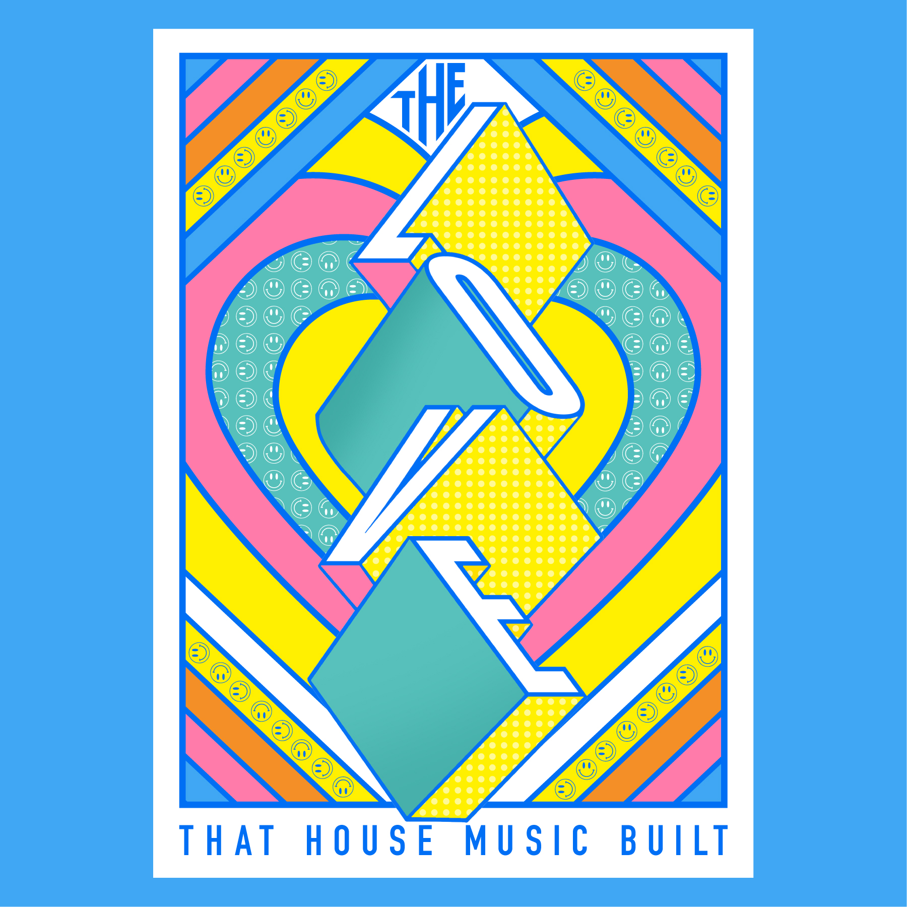The Love That House Music Built